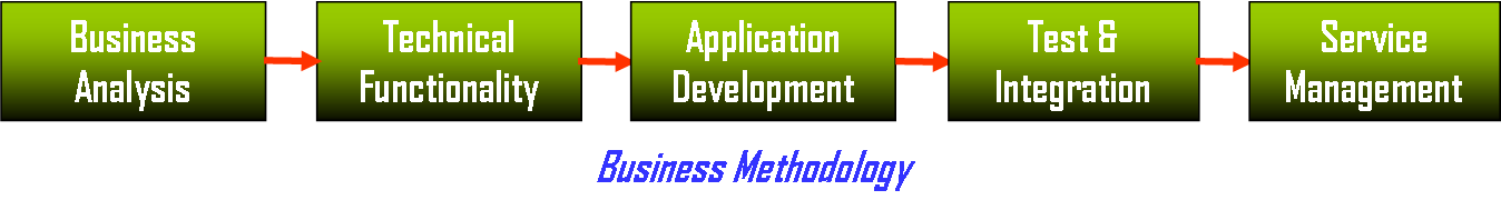 Vishruta Software Solutions Business Methodology